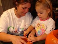 Ava's pumpkin